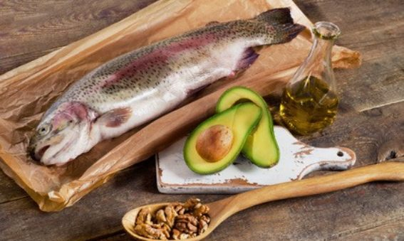 fish, avacado, wallnuts containing omega three best nutritionists at west street wellbeing