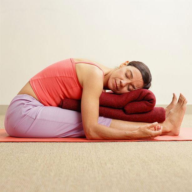 Restorative Yoga with Penny Kidd